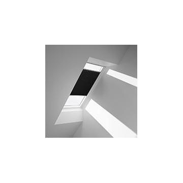 Plissegardiner - Antracit/Svart - 1047 (10 cm x 10 cm)
