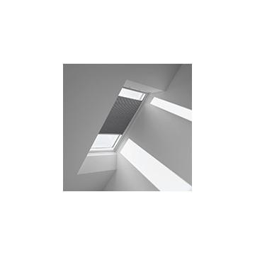 Plissegardiner - Grå - 1158 (10 cm x 10 cm)