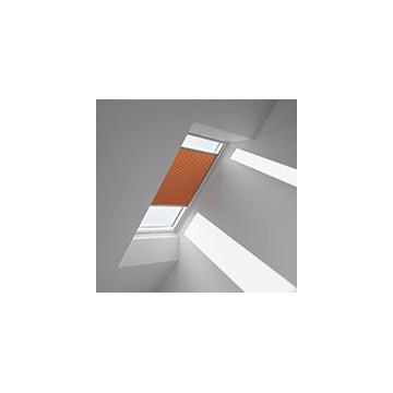 Plissegardiner - Orange - 1161 (10 cm x 10 cm)