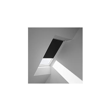 Rullgardiner - Svart - 3009 (10 cm x 10 cm)