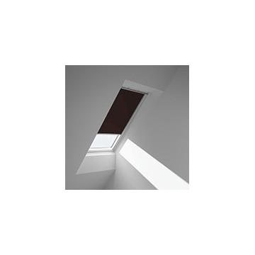 Rullgardiner - Mørkebrun - 4559 (10 cm x 10 cm)