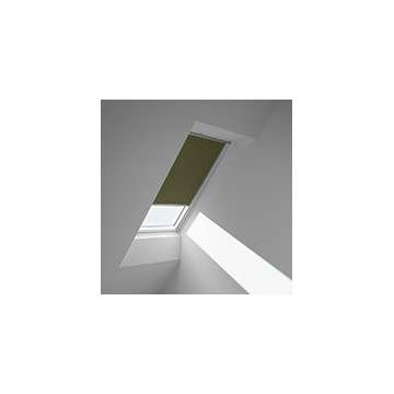 Rullgardiner - Olivengrön - 4567 (10 cm x 10 cm)