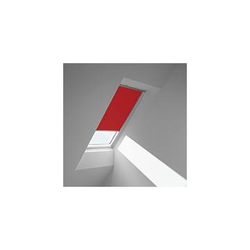 Rullgardiner - Klar röd - 4572 (10 cm x 10 cm)