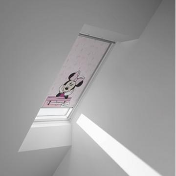 Rullgardiner - Minnie Mouse - 4614 (10 cm x 10 cm)