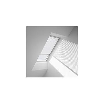 Persienner - Hvit - 7001 (10 cm x 10 cm)