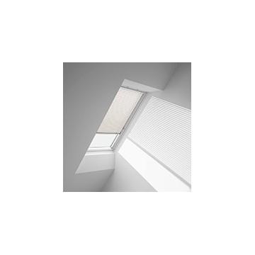 Persienner - Cremevit med struktur - 7055 (10 cm x 10 cm)