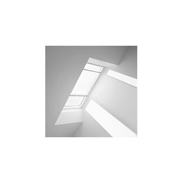 Plissegardiner - Vit - 1016 (10 cm x 10 cm)