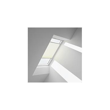 Plissegardiner - Creme - 1258 (10 cm x 10 cm)