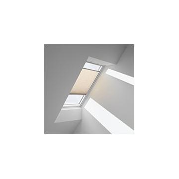 Plissegardiner - Guld metallic - 1263 (10 cm x 10 cm)
