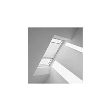 Plissegardiner - Grå sildeben - 1262 (10 cm x 10 cm)