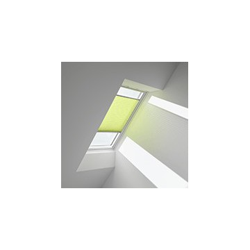 Plissegardiner - Lime - 1266 (10 cm x 10 cm)