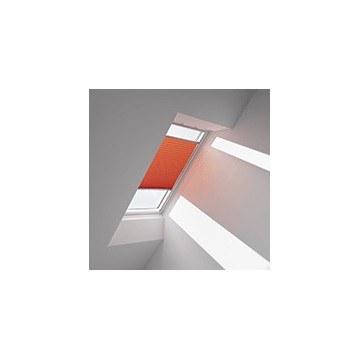 Plissegardiner - Orange - 1273 (10 cm x 10 cm)