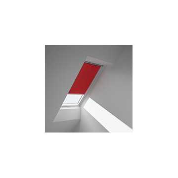 Rullgardiner - Klar röd - 4159 (10 cm x 10 cm)