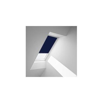 Rullgardiner - Mørk blå - 9050 (10 cm x 10 cm)