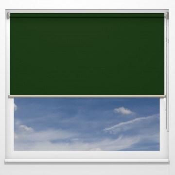 Rullgardiner - Clio flaskegrön - 5033 (25 cm x 10 cm)