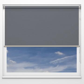 Rullgardiner - Clio grafit - 5139 (25 cm x 10 cm)