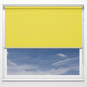 Rullgardiner - Clio gul - 5035 (25 cm x 10 cm)