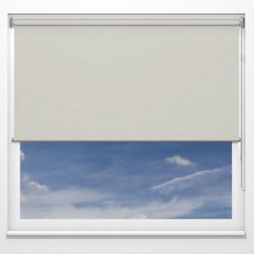 Rullgardiner - Clio vit - 5132 (25 cm x 10 cm)