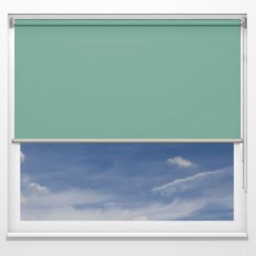 Rullgardiner - Clio jadegrön - 5613 (25 cm x 10 cm)