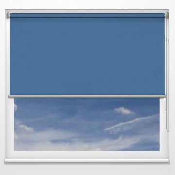 Rullgardiner - Clio kornblomst - 5025 (25 cm x 10 cm)