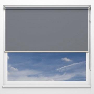 Rullgardiner - Clio ljusgrå - 5011 (25 cm x 10 cm)