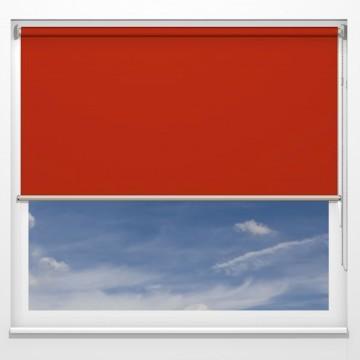 Rullgardiner - Clio röd - 5036 (25 cm x 10 cm)
