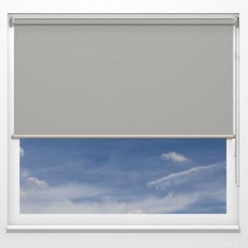 Rullgardiner - Clio stålgrå - 5137 (25 cm x 10 cm)