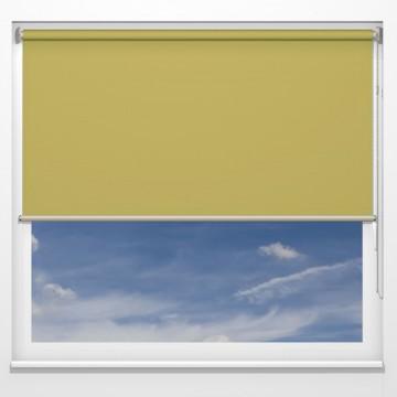 Rullgardiner - Clio syrlig gul - 5612 (25 cm x 10 cm)