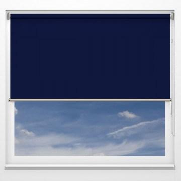 Rullgardiner - Clio ultramarin - 5026 (25 cm x 10 cm)