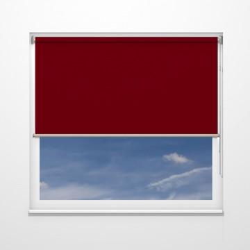 Rullgardiner - Röd - U7045 (35 cm x 10 cm)