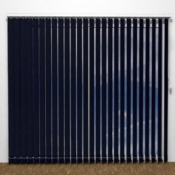 Lamellgardiner - Svart - U7026 (12 cm x 10 cm)