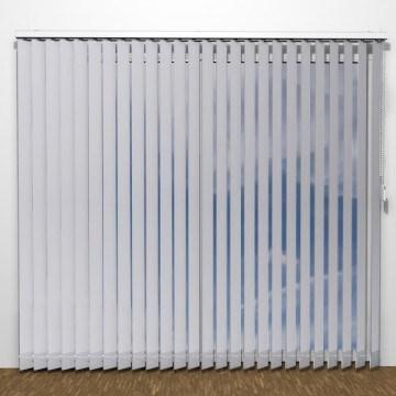 Lamellgardiner - Grå - U7103 (12 cm x 10 cm)