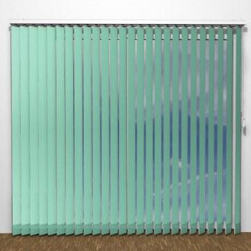 Lamellgardiner - Ljusgrön - U7108 (12 cm x 10 cm)