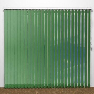 Lamellgardiner - Grön - U7110 (12 cm x 10 cm)