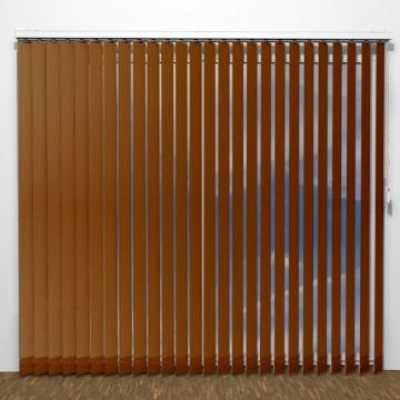 Lamellgardiner - Brun - U7112 (12 cm x 10 cm)