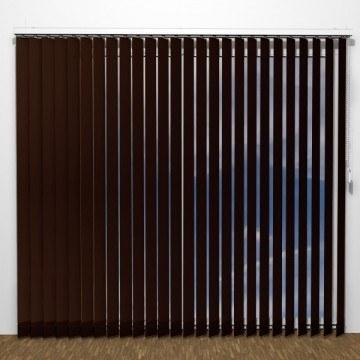 Lamellgardiner - Brun - U7113 (12 cm x 10 cm)