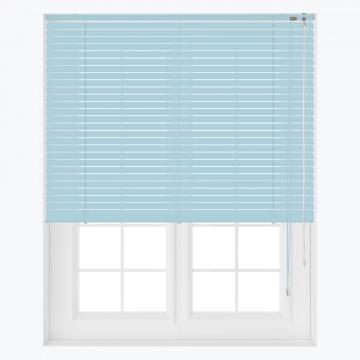 Persienner - Blå - U3008 (17 cm x 10 cm)