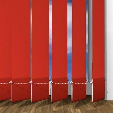 Tillbehör - Röd - U1225 (63 cm x 10 cm)