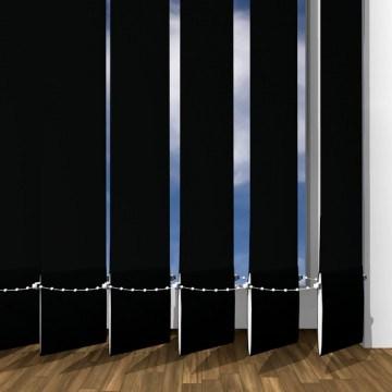 Tillbehör - Svart - U7085 (63 cm x 10 cm)