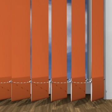 Tillbehör - Orange - U1241 (63 cm x 10 cm)