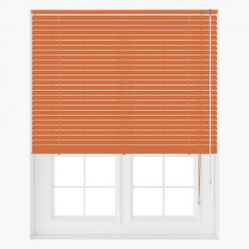 Persienner - Orange - U2116 (17 cm x 10 cm)