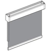 C - Kassette firkantet