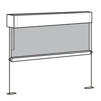 C2 - Kassett firkantet utspent