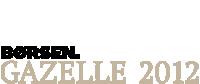 Gazelle 2012