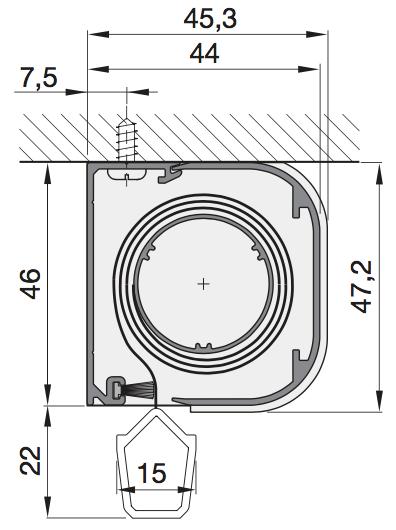 H - Loftmontering